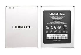 Аккумулятор (АКБ) для Oukitel C3 (Li-ion 3.8V 2000mAh) Оригинал Китай