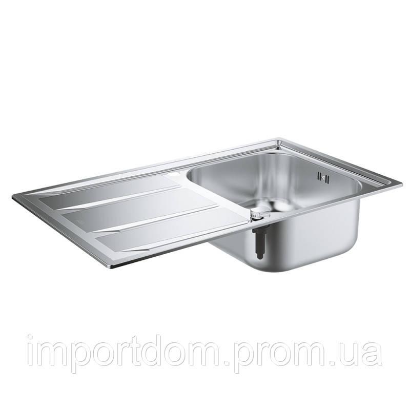 Кухонная мойка GroheEXSinkK400 31566SD0