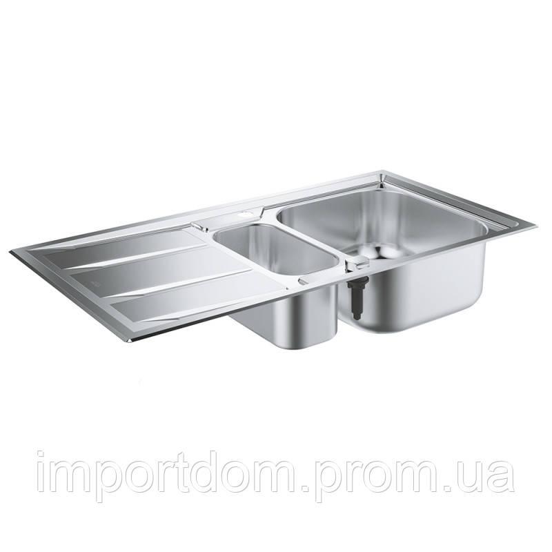 Кухонна мийка Grohe EX Sink K400+ 31569SD0