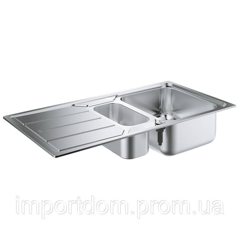 Кухонная мойка Grohe EX Sink K500 31572SD0
