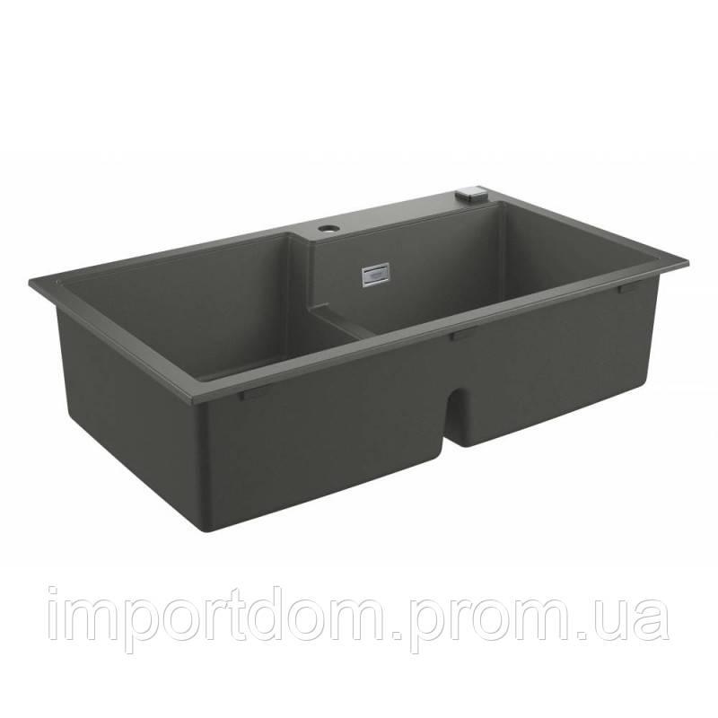 Мойка гранитная Grohe EX Sink K500 двойная 31649AT0