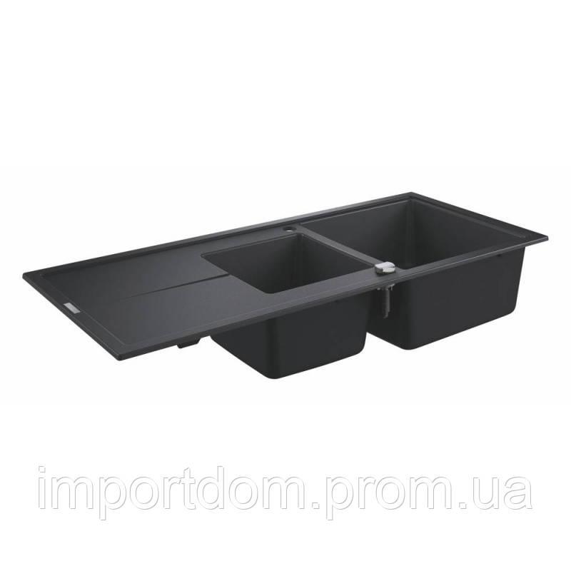 Мойка гранитная Grohe EX Sink K400 31643AP0