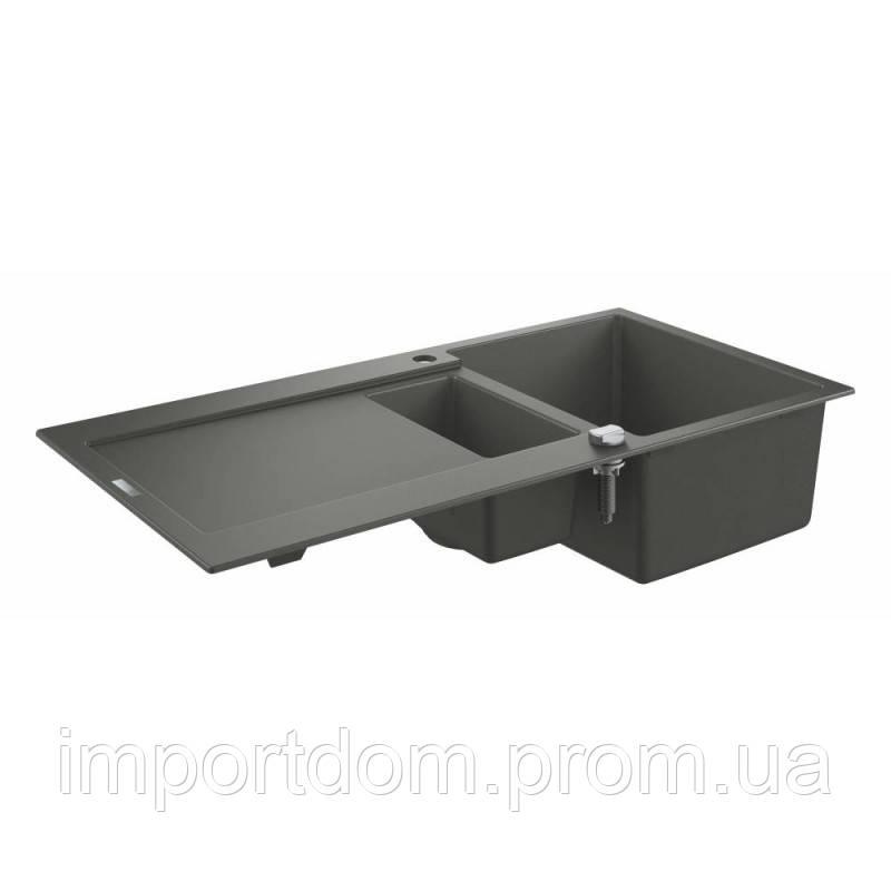 Мойка гранитная Grohe EX Sink K500 31646AT0