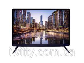 """Телевизор LED-TV 19"""" HD Ready/DVB-T2/USB (1366x768)"""