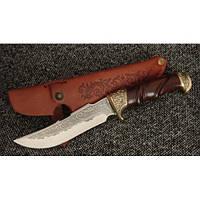 Нож охотничий Nb Art Тигролов 22k09 подарочный нож для охотника рыбака в чехле в ножнах