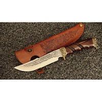 Нож охотничий Nb Art Орион 22k05 подарочный нож для охотника рыбака в чехле в ножнах