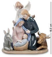 Статуэтка Pavone Рождество Христово 18,5 см 1104827 фарфор фарфоровая фигурка павоне