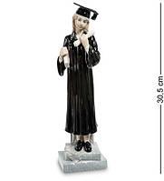 Статуэтка Pavone Выпускник 30,5 см 1106713 фарфор фарфоровая фигурка павоне ученик магистр студент