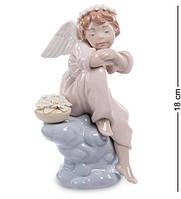 Статуэтка Pavone Ангелочек 18 см 1101248 фарфор фарфоровая фигурка павоне ангел