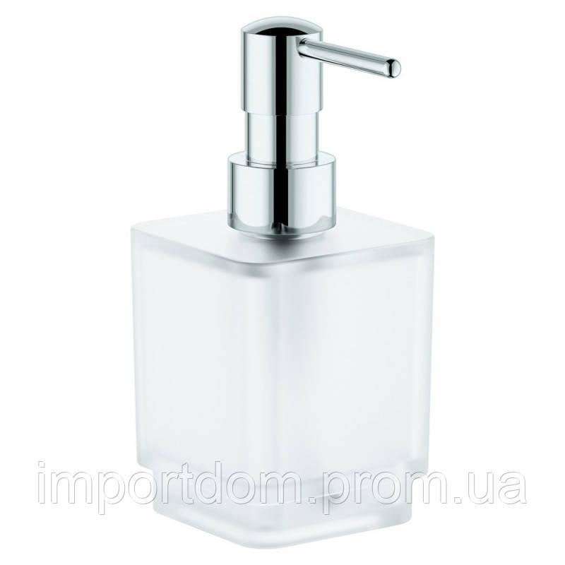 Дозатор для жидкого мыла  Grohe  Selection Cube 40805000