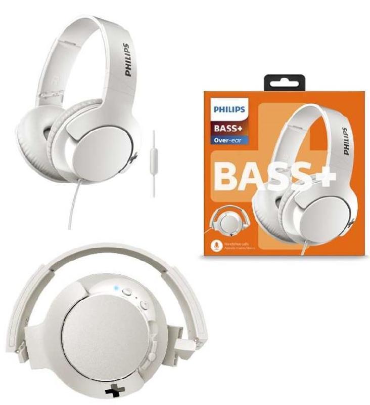 Навушники Philips SHL3175WT / 00 (White)