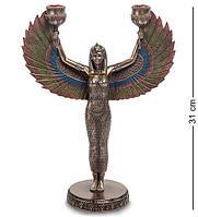 Статуэтка-подсвечник Veronese Исида - богиня материнства и плодородия  31 см 1904158
