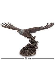 Статуэтка Veronese Орел на охоте 56 см 1903516 фигурка орла статуетка веронезе