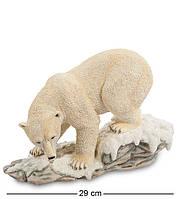 Статуэтка Veronese Белый медведь 29 см 1903013 фигурка статуетка веронезе