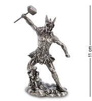 Статуэтка Veronese Тор бог грома 11 см 1906319 фигурка веронезе верона