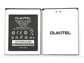 Аккумулятор АКБ (Батарея) для Oukitel C4 (Li-ion 3.8V 2000mAh) Оригинал Китай