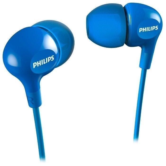Наушники Philips SHE3555BL Blue (SHE3555BL / 00)