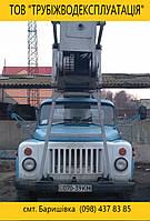 Оренда автовишки АГП-18 (газ 5312)