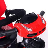 Велосипед трехколесный Baby Trikе 6088 K, фото 4