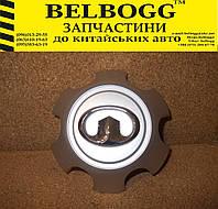 Колпак колеса на ступицу эмблема нового образца хром Great Wall Hover, Грейт Вол Ховер