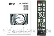 Телевизор DEX LED LE2255TS2, фото 3