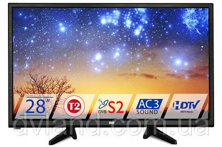 Телевизор DEX LED LE2855ТS2, фото 2