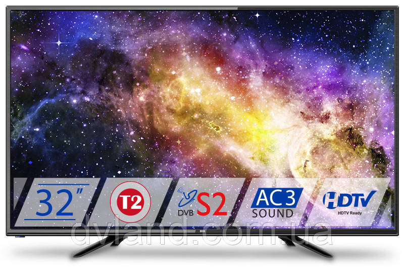 Телевизор DEX LED LE3255ТS2