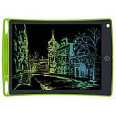 """LCD-планшет для рисования DEX DWT1216 Green 12"""" разноцветный"""