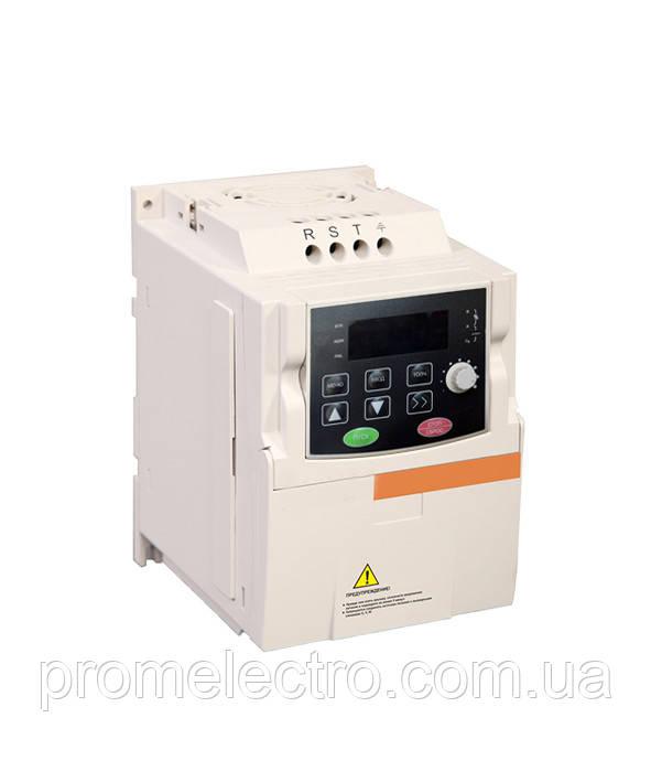 Частотный преобразователь 380/380В 0.75кВт Турбовент CDI-E102