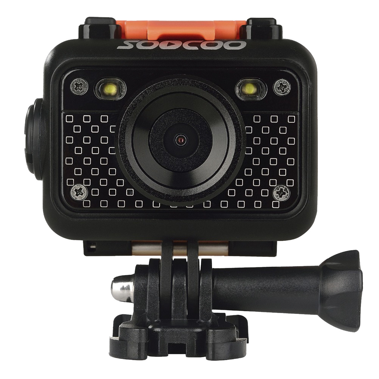 Экшн-камера SOOCOO S60 съемка 12 Mpx пульт ДУ Батарея 1050mAh Wi-Fi SOS- режим карта памяти