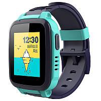 "Дитячий розумний годинник SUNROZ W901 смарт-годинник 1.3"" GPS SOS Блакитний (SUN6587)"