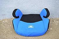 Автокрісло-Бустер Infinity синьо-чорний, фото 1