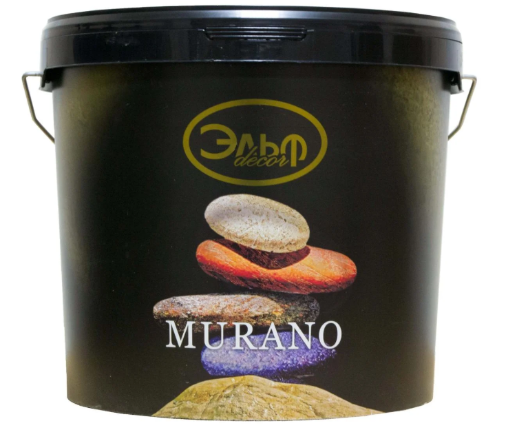 MURANO (Мурано), 15кг, Ельф Декор, венеціанська штукатурка