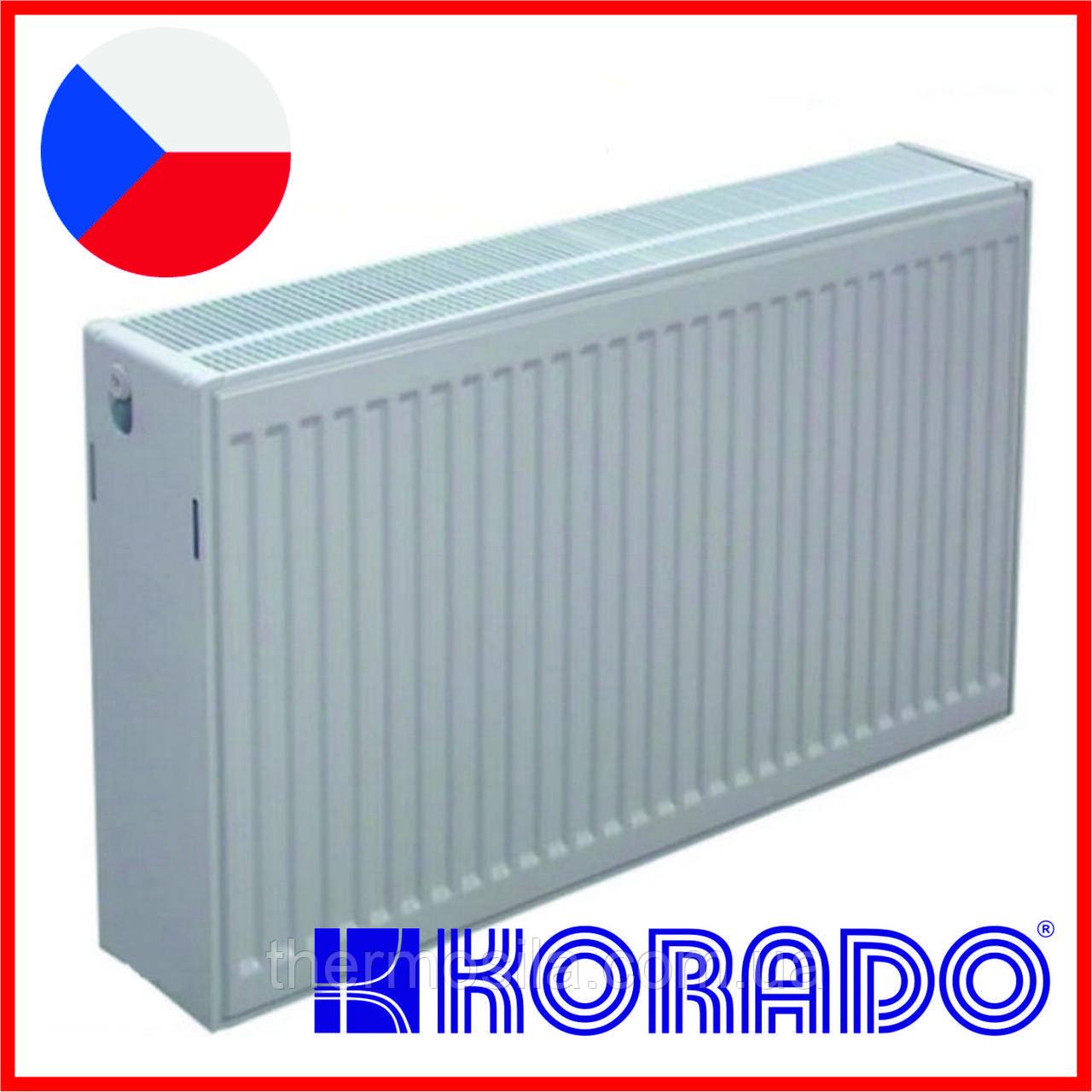 Радиатор KORADO RADIK 33K 300х1000 боковое подключение