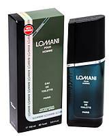 Lomani Pour Homme Туалетная вода