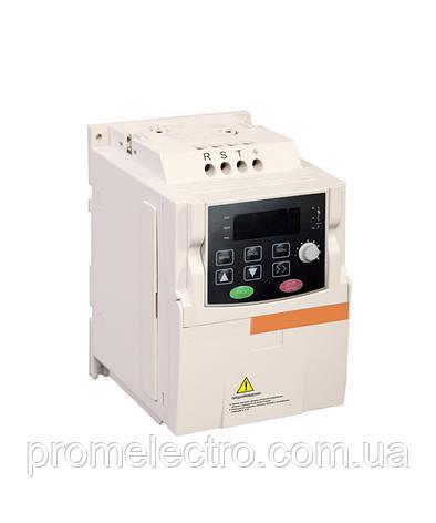 Частотный преобразователь 380/380В 1.5кВт Турбовент CDI-E102, фото 2