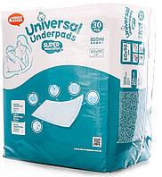 "Вбираючі пелюшки ""Honest Goods"", Universal Underpads SA 60х90см"