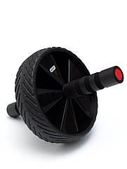 Колесо для пресса одинарное Ecofit MD1465  TPR,PP 180*300mm