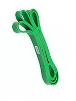 Резина для подтягиваний (лента сопротивления) Ecofit MD1353 зелёный  2080*1,90*0,45см