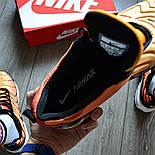 Чоловічі кросівки Nike Air Max 720 'Схід' . Живе фото. Топ репліка, фото 4