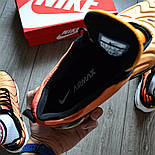 Мужские кроссовки Nike Air Max 720 'Sunrise' . Живое фото. Топ реплика, фото 4