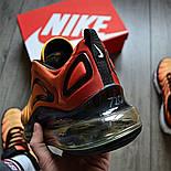 Мужские кроссовки Nike Air Max 720 'Sunrise' . Живое фото. Топ реплика, фото 3