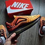 Мужские кроссовки Nike Air Max 720 'Sunrise' . Живое фото. Топ реплика, фото 2