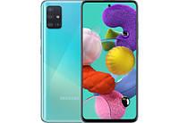 Смартфон Samsung A515F Galaxy A51 6/128 Duos (blue)