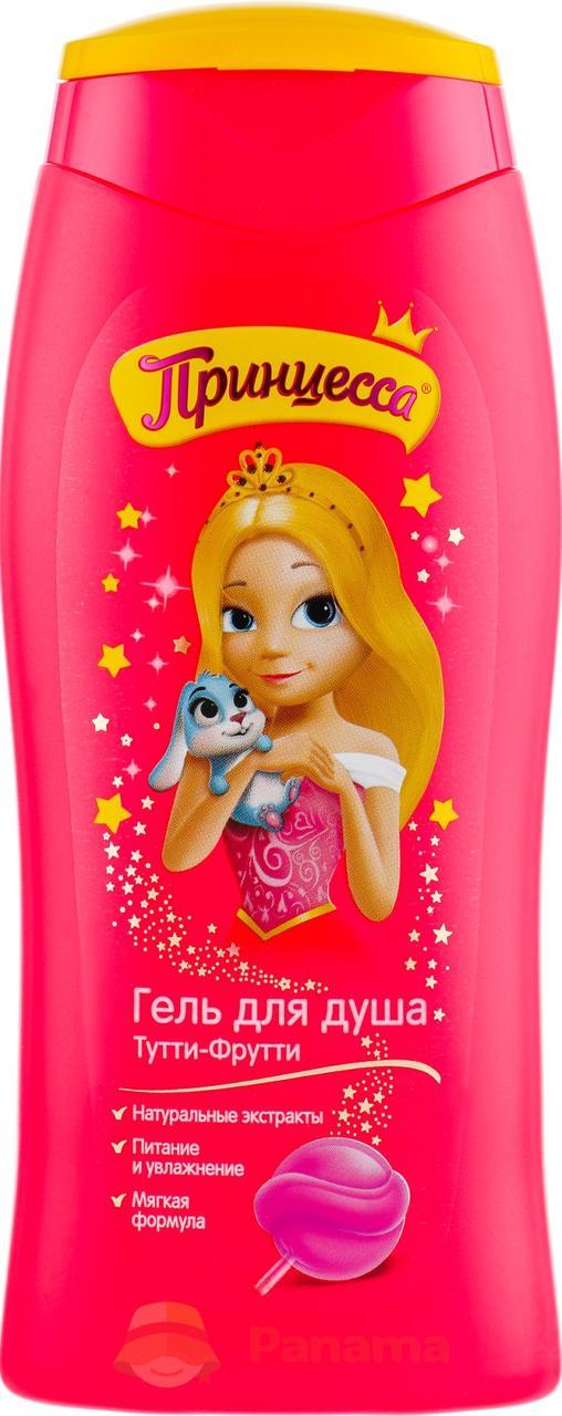 """Гель для душу Принцеса """"Тутті-Фрутті"""" - Disney"""