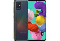 Смартфон Samsung A515F Galaxy A51 6/128 Duos (чорний)