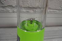 Фитнес-блендер (Портативный + USB-зарядка, шейкер для смузи) NG-01, фото 4
