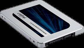 Crucial MX500 500GB 3D TLC (CT500MX500SSD1)