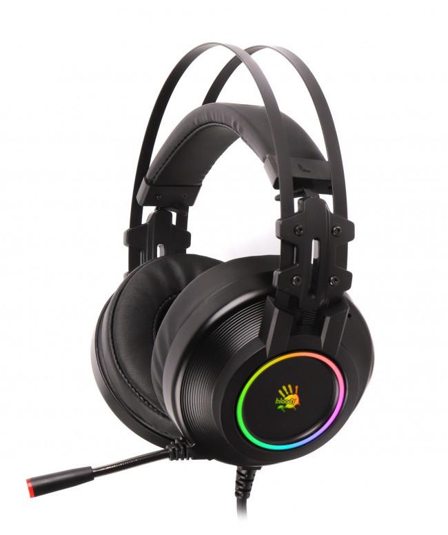 Навушники A4 Tech G528C Bloody (Black)