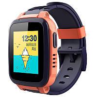 """Дитячий розумний годинник SUNROZ W901 смарт-годинник 1.3"""" GPS SOS Рожевий (SUN6588)"""